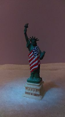 "Statue of Liberty Figurine New york approx 5 1/2"" tall"