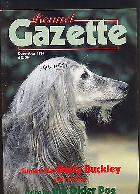 Kennel Gazette - Samoyed Article & Collectables - December 1994 - Irish Guards
