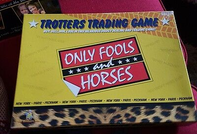 Only Fools And Horses Trotters Trading Game Bbc Approved