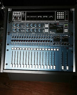 Ams Neve 16-Channel Analogue Console