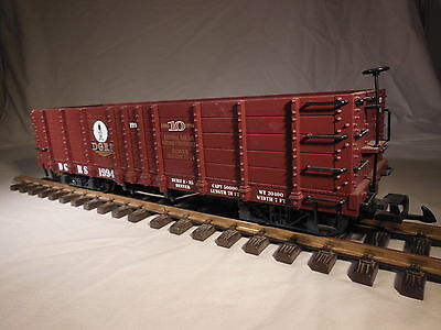 4073 GR LGB Denver Garden Railway Society High Side Gondola year 1994