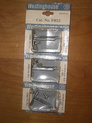 LOT OF 3~NEW~ WESTINGHOUSE No. FH22-OVERLOAD RELAY HEATING ELEMENT 177C524G22