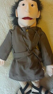 """28"""" Full Body Bible Character Young Disciples Puppet Or Timothy"""