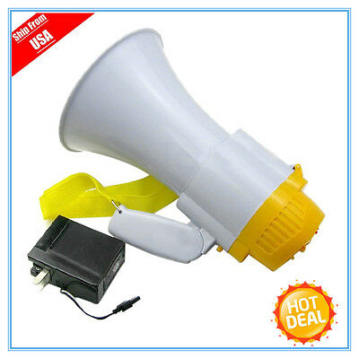 New PMP30 Professional Megaphone Bullhorn Speaker with Siren High Quality BP