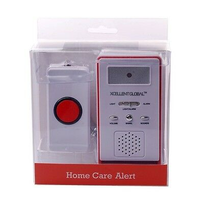 Wireless Remote Alert Alarm Personal Pager Nurse Call Alert
