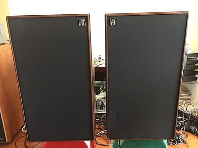 legendary Acoustic Research AR3A speakers
