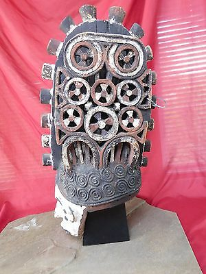 Antique African Initiation Mask