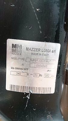 Mazzer Super Jolly Automatic Commercial Grinder