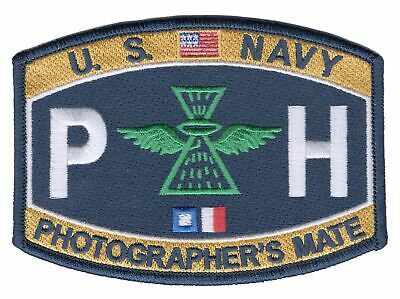 Aviation Photographer's Mate Naval Rating Patch