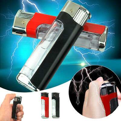 Electric Shock Lighter Toy Utility Gadget Mordaza Joke Trick Party