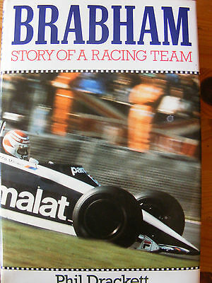 BRABHAM STORY OF A RACING TEAM (new condition)