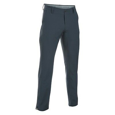Under Armour Golf Cold Gear Matchplay Tapered Trouser 1284145 Stealth 34/30