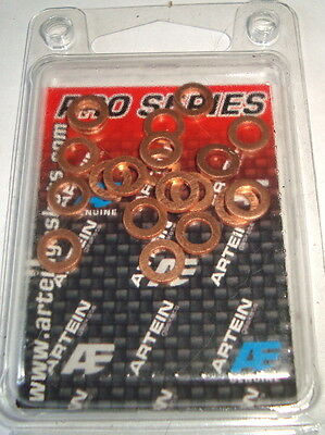 Kupfer-Dichtring-Set 5x9x1,5mm / Copper Washers, Dichtring Set
