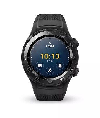 Huawei Watch 2 Bluetooth Sport Smartwatch for Android & IOS - Black