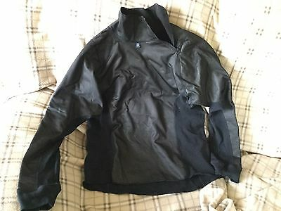 Cold Killers Motorcycle Fleece thermal base layer, mens, Large Black