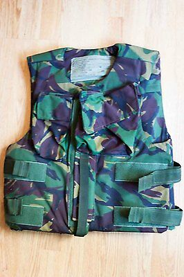 Combat Body Armour Temperate Dpm Army Issue
