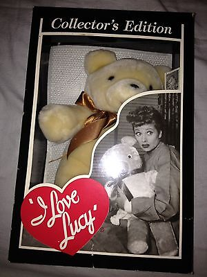 I Love Lucy Teddy Bear