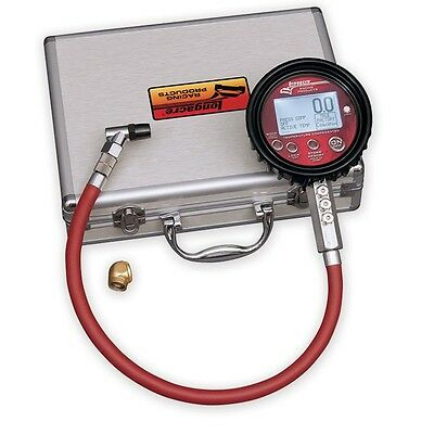 Longacre Ultimate 0-60 PSI Digital Tire Pressure Gauge,53009,Hoosier,Goodyear -