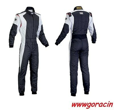 OMP Dart Double Layer Suit, 2 Layer Driving Suit,Double Layer FIA,SFI 3.2A/5~