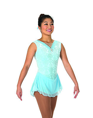 New Jerrys Competition Skating Dress 98 Ice Lyrics Made on Order
