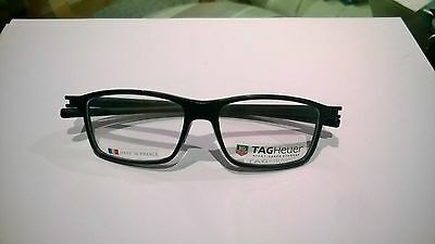 New! Tag Heuer -Reflex TH3951 col.001 Size: 53/15/140 Spectacles Brille