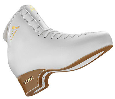 EDEA FLAMENCO ICE Figure Skates WHITE BOOTS ONLY FROM STOCK TO 2 WEEK DEL.