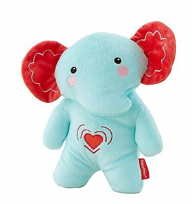 Fisher-Price Calming Vibrations Cuddle Soother, Blue