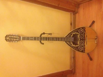 Greek Bouzouki! Hand Made! Varlas!