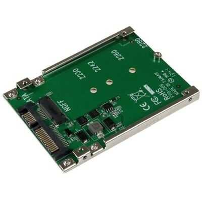StarTech SAT32M225 M.2 NGFF SSD to 2.5in SATA Adapter Converter