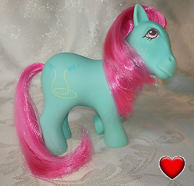 my little Pony Playtime G1 , mein kleines Pony Hopserlein