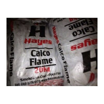 Hayes Calco Smokeless Coal 800Kg From Hayes