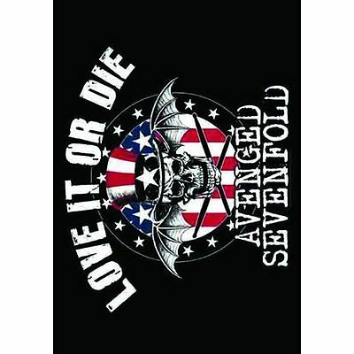 LPGI Avenged Sevenfold Love it or Die Fabric Poster, 30 by 40-Inch New