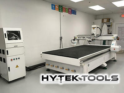 DEMO - CNC MACHINE Router Table- HYTEK TOOLS Sign Master II