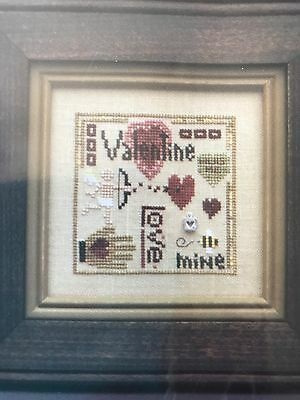 """Valentine Spots"" by the Trilogy Pattern and Partial Kit w/ Quality Threads"