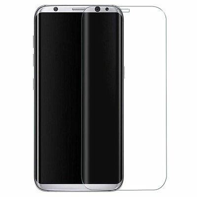 Premium Curved Tempered Glass Screen Protector For Samsung Galaxy S8 Sm-G950F