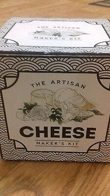 The Artisan Cheese Makers Kit.....Free Postage!!