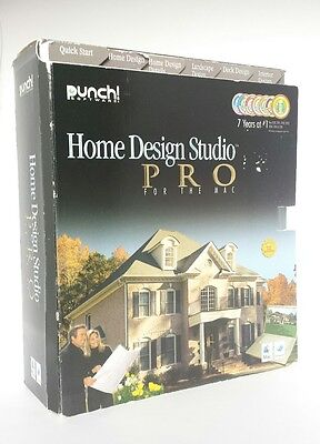 Punch Software Home Design Studio PRO For Mac