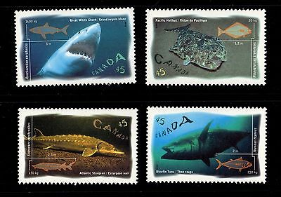 Ocean Water Fish, Canada 1997 Mint Nh