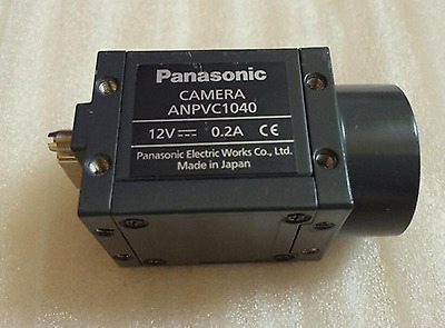 1PCS Used Panasonic Industrial Camera ANPVC1040 tested