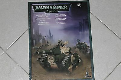 Warhammer 40K-Astra Militarum Leman Russ Battle Tank -Games Workshop-New