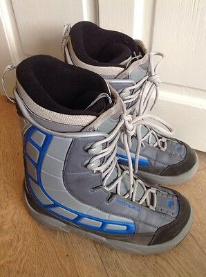 Northwave Royal snowboard boots size 7 (marked As USM 10)