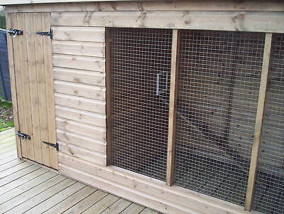 Cattery / Cat Kennel and Run  -  From £330