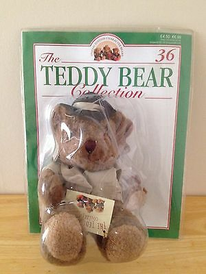 The Teddy Bear Collection - No.36 -  Dick The Detective