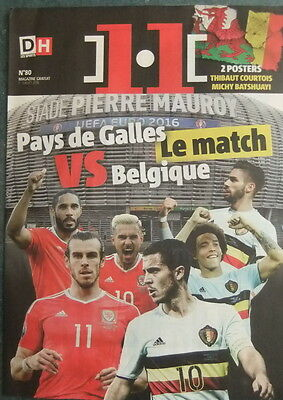 BELGIUM v WALES  EURO 2016  DH ISSUE