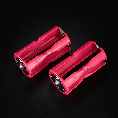 Parallel Cell Battery Holder DC 1.5V Case Convert 4 AAA to 1 C Size Durable Hot