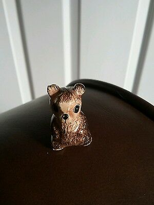 Gorgeous Little Philip Laureston Ceramic Bear in Excellent Condition.