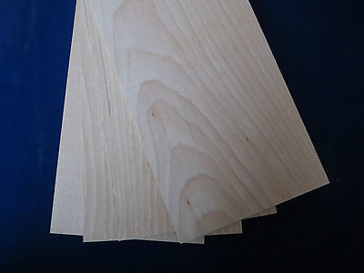 1 × Solid Beech wood Sheets 4mm or 6mm