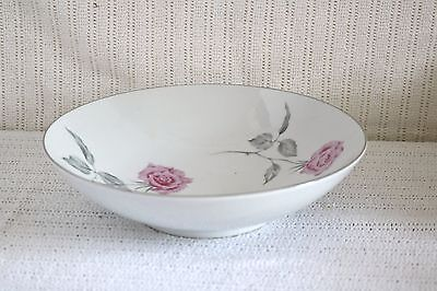 "Narumi Fine China - CLASSIC ROSE 5226 Japan 9 1/4"" Round Vegetable Serving Bowl"