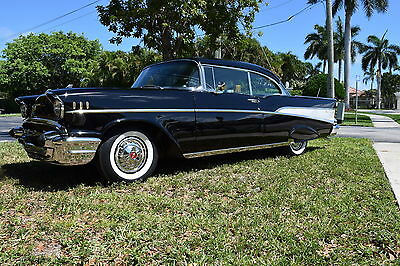1957 Chevrolet Bel Air/150/210 2 Door Coupe 1957 Chevy Bel Air Frame Off Nut & Bolt Restortion Concourse Quality