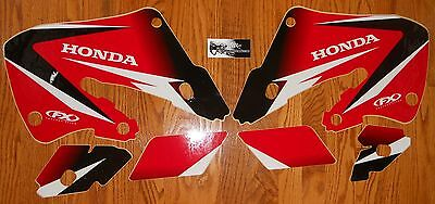 Factory Effex Cr125 1998 1999 Cr250 1997 1998 1999 Honda Evo Graphics Kit